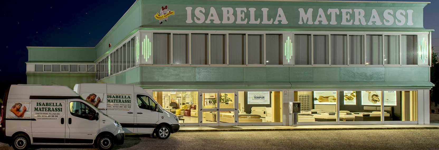 Isabella Materassi.Vendita Materassi Reti Letti E Poltrone Relax Motorizzate